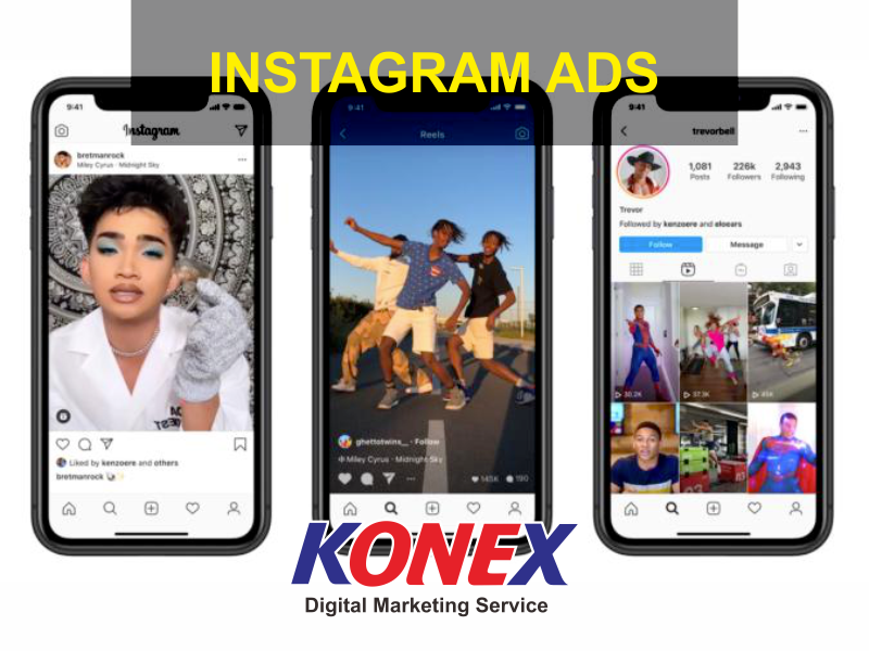Thumbnail page instagram